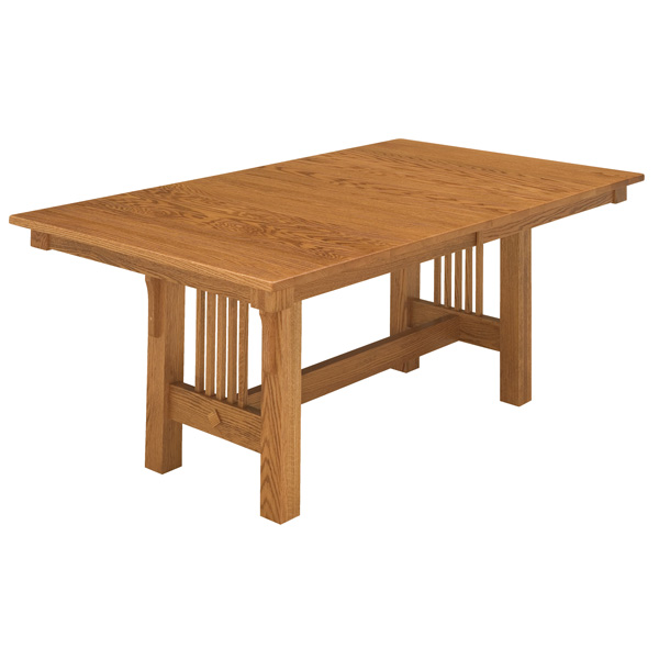 Taylor Mission Dining Table