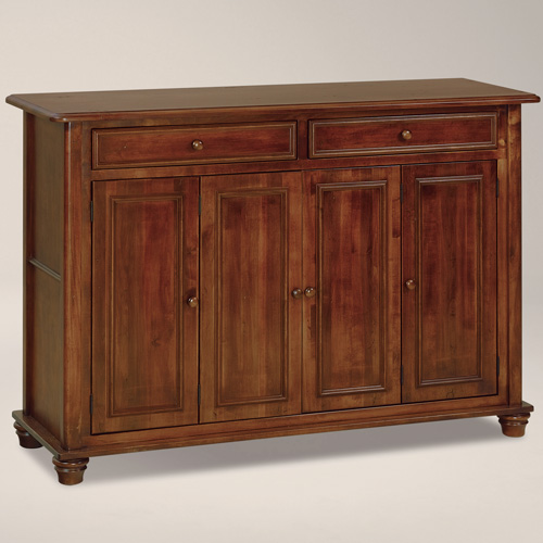 Waverly Leaf Storage Cabinet