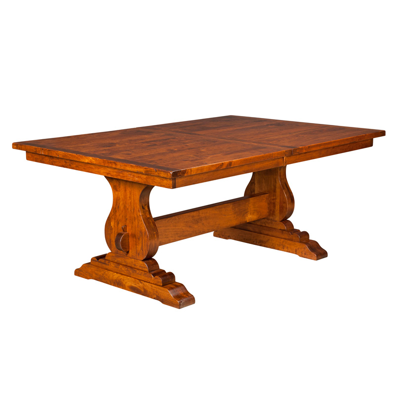 raw wood dining table square amsterdam table dining tables shipshewana furniture co