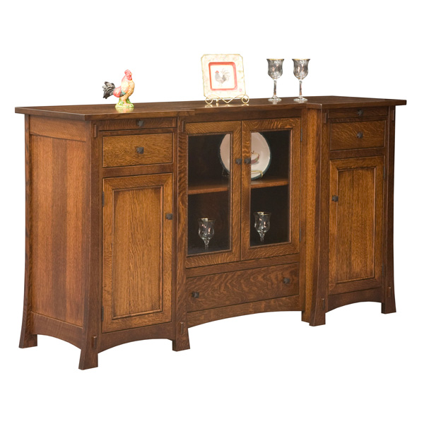 Amish Addison Buffet | Amish Furniture | Shipshewana Furniture Co.