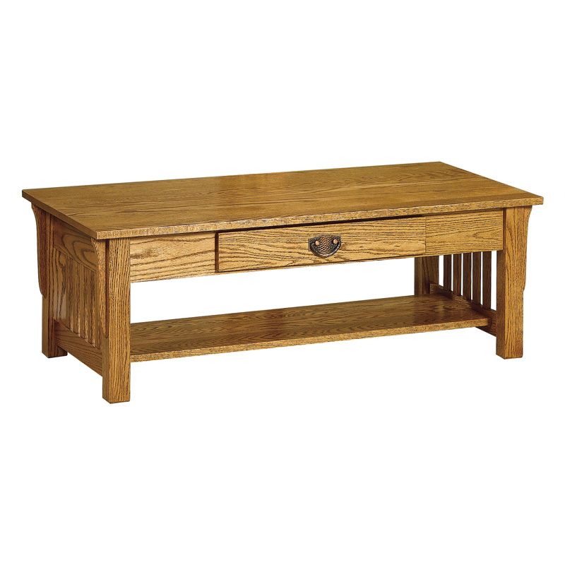 Mission Coffee Table 48x24