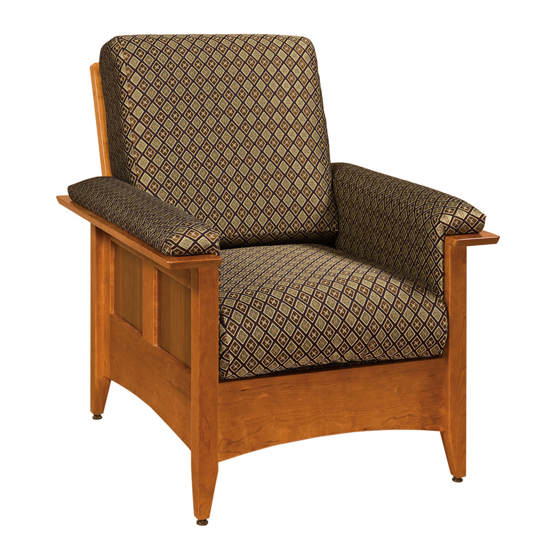Amish Allendale Chair | Amish Furniture | Shipshewana Furniture Co.