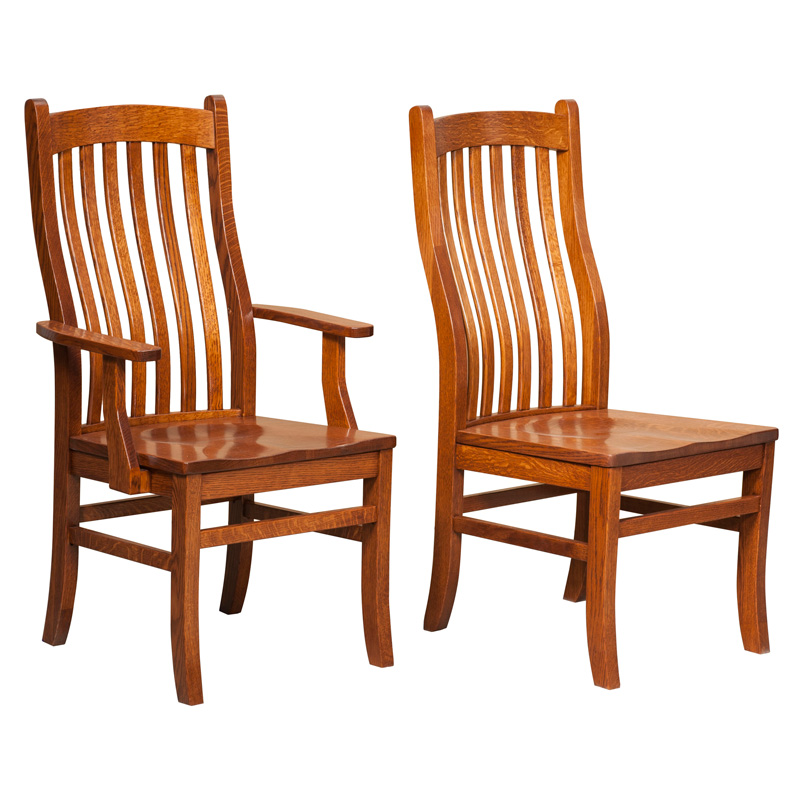 Amish Dining Chairs Furniture Chairss