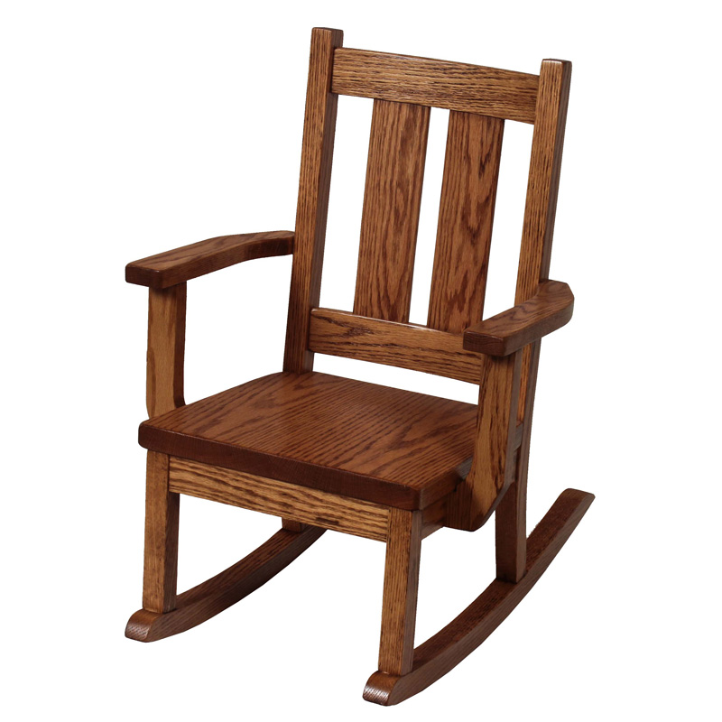Childs Rocker - Aspen Delta