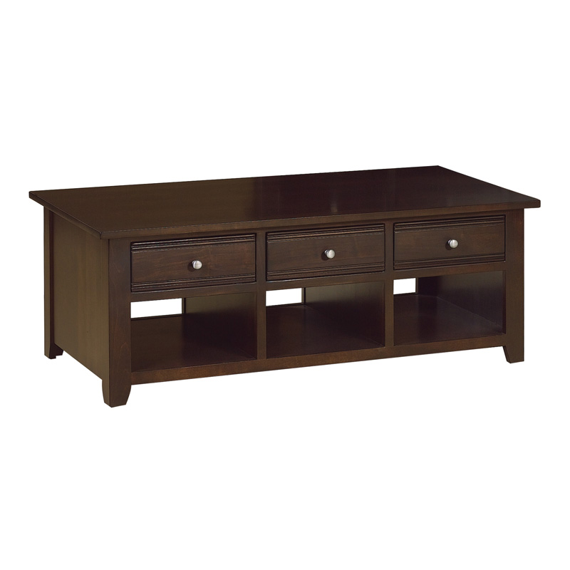 Amish Austin Coffee Table | Amish Furniture | Shipshewana Furniture Co.