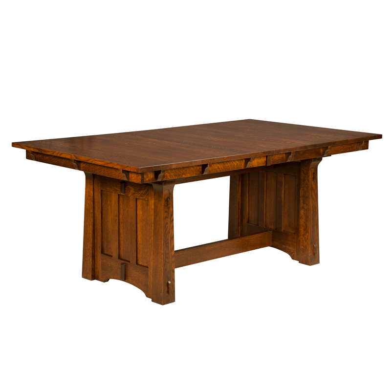 Amish Baker Table | Amish Furniture | Shipshewana Furniture Co.