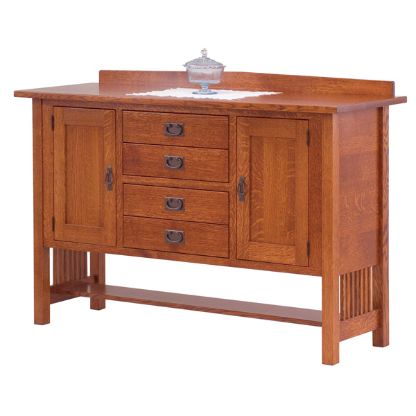 Amish Bismark Sideboard | Amish Furniture | Shipshewana Furniture Co.