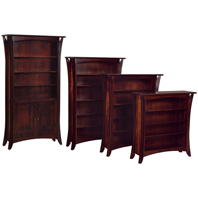 Amish Bookcases | Amish Furniture | Shipshewana Furniture Co.