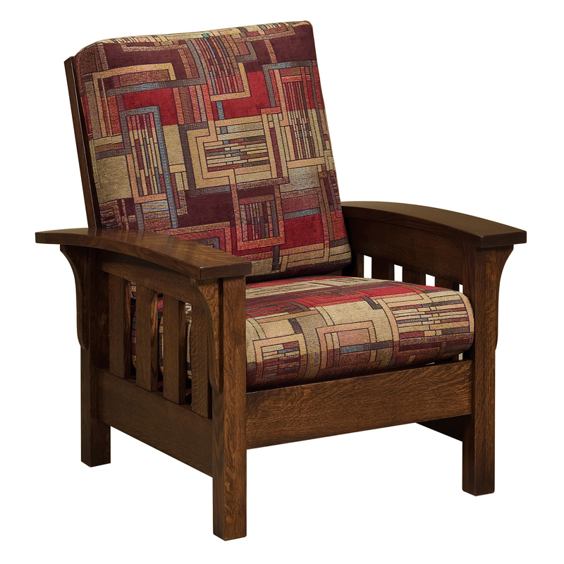 Amish Chairs & Recliners Amish Furniture
