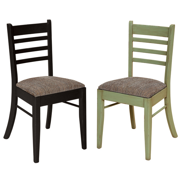 Amish Bowman Dining Chairs | Amish Furniture | Shipshewana Furniture Co.