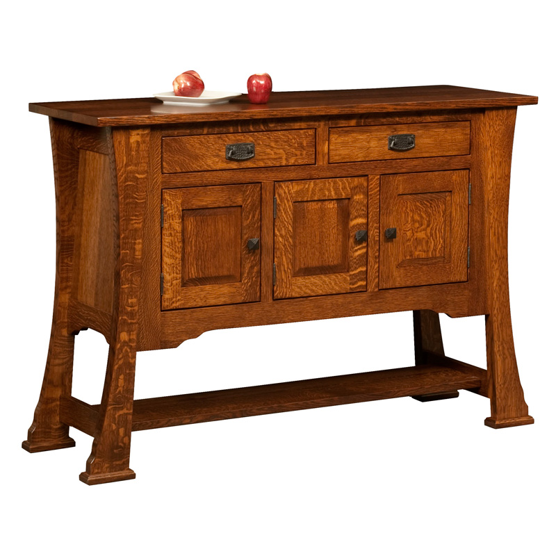 Amish Cambridge Sideboard | Amish Furniture | Shipshewana Furniture Co.