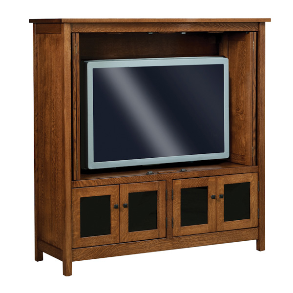 Beau Centennial Enclosed TV Cabinet