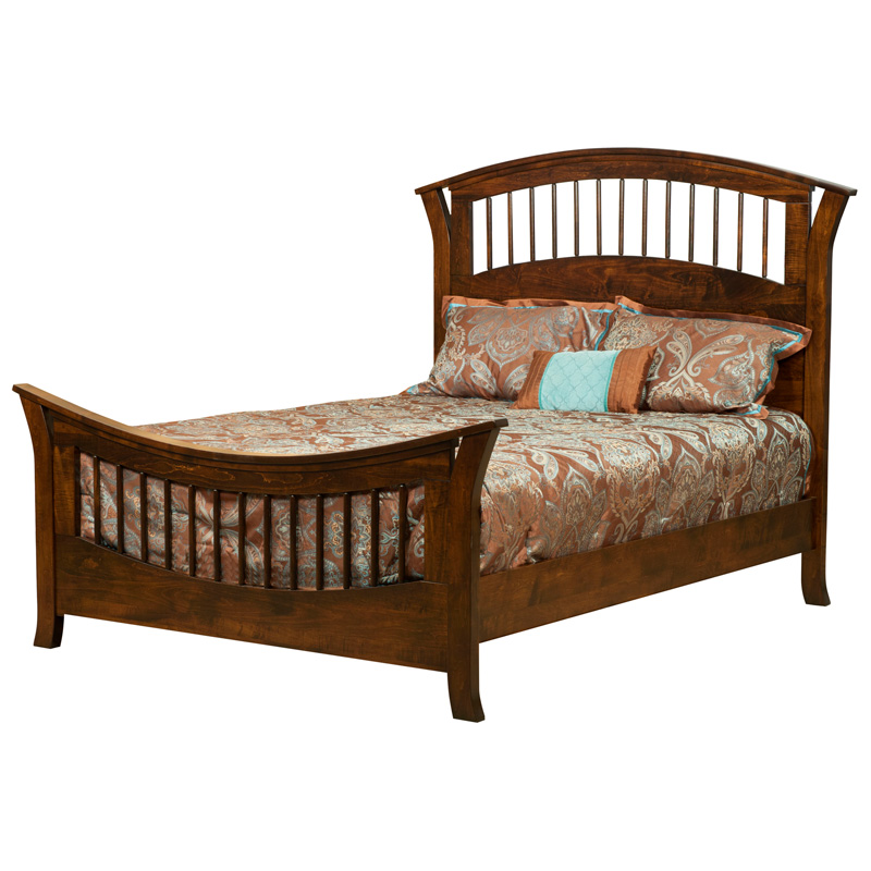 Cherokee Spindle Bed