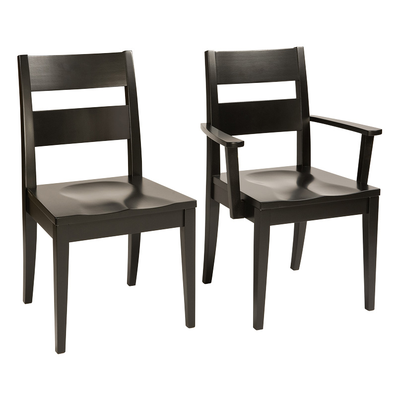 Amish Chicago Dining Chairs | Amish Furniture | Shipshewana Furniture Co.