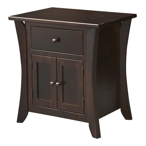 Claiborne 2 Door Nightstand