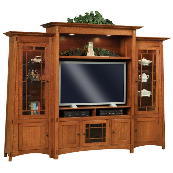 Amish Entertainment Centers Furniture Shipshewana