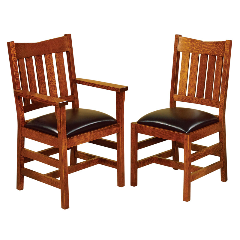 Amish Colorado Dining Chairs | Amish Furniture | Shipshewana Furniture Co.