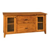 Amish Credenzas | Amish Furniture | Shipshewana Furniture Co.