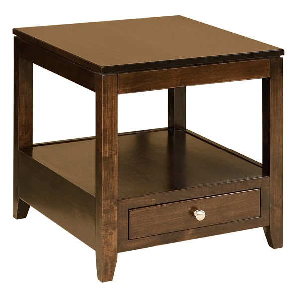 "Cumberland End Table 23""W"