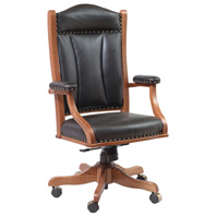 Amish Desk Chairs | Amish Furniture | Shipshewana Furniture Co.