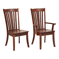 Amish Dining Chairs | Amish Furniture | Shipshewana Furniture Co.