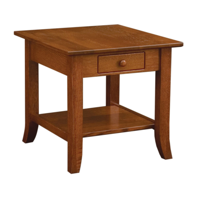 Dresbach End Table