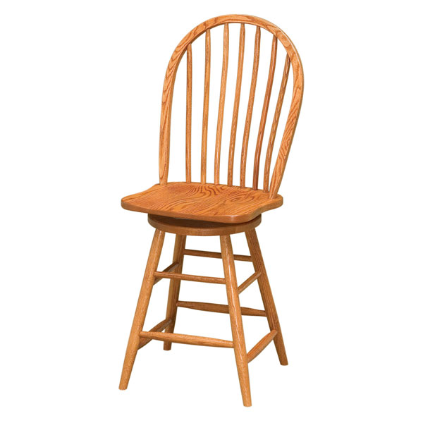 Ellsworth Swivel Barstool