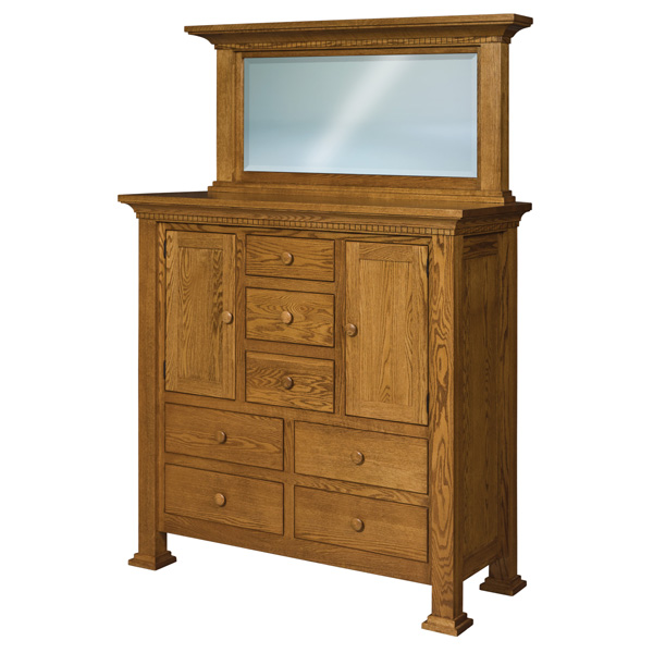 Amish Empire His & Hers Chest | Amish Furniture | Shipshewana Furniture Co.
