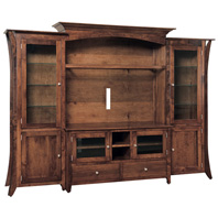 Amish Entertainment Centers | Amish Furniture | Shipshewana Furniture Co.
