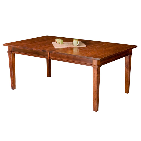 Everett dining table shipshewana furniture co for Furniture in everett
