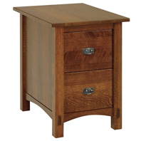 Amish File Cabinets | Amish Furniture | Shipshewana Furniture Co.