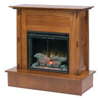 Amish Fireplaces | Amish Furniture | Shipshewana Furniture Co.
