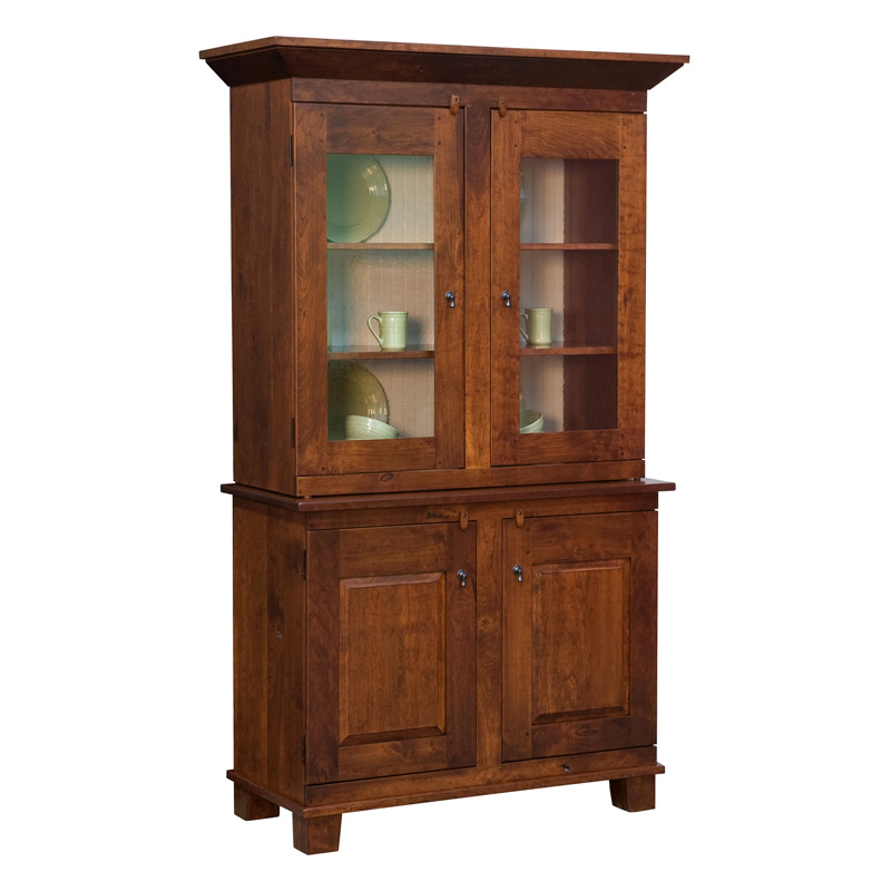 Amish Frazier Hutch | Amish Furniture | Shipshewana Furniture Co.