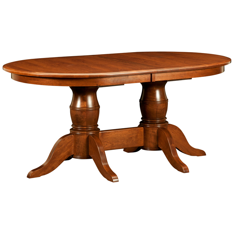 more information amish halifax dining table amish furniture shipshewana  furniture co
