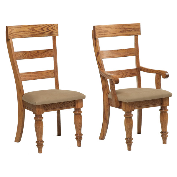 Heather Highback Dining Chairs