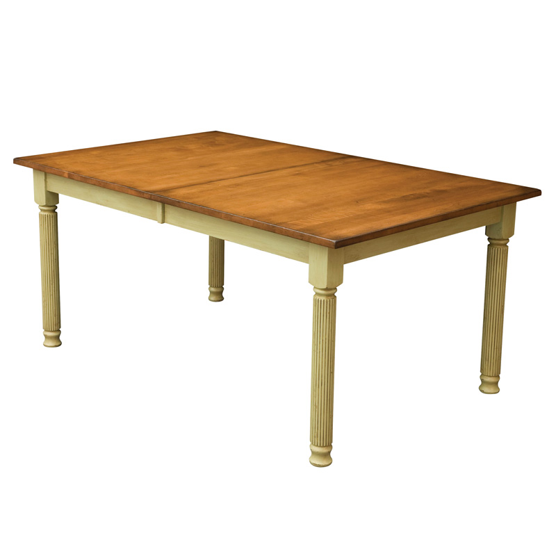 Amish Harrington Dining Table | Amish Furniture | Shipshewana Furniture Co.