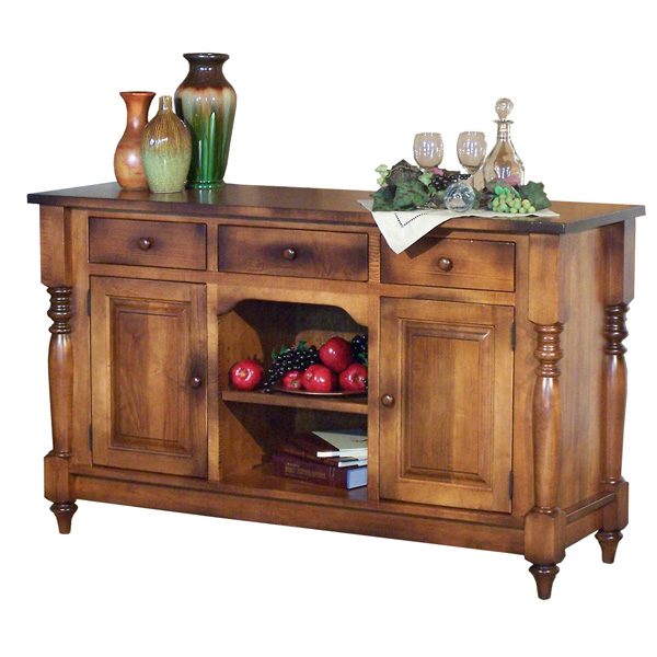 Amish Heather Buffet | Amish Furniture | Shipshewana Furniture Co.