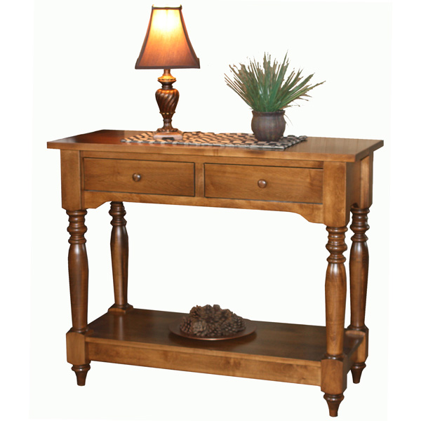 Amish Heather Buffet with Open Base | Amish Furniture | Shipshewana Furniture Co.
