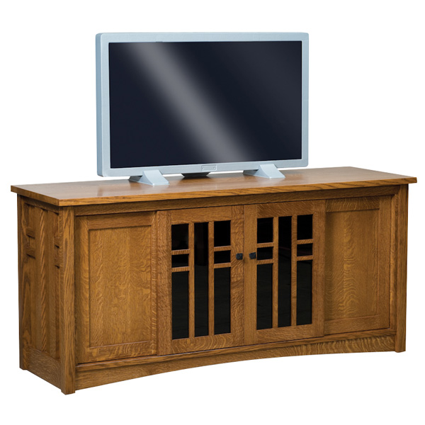 "Kascade 63"" TV Stand (no Drawers)"