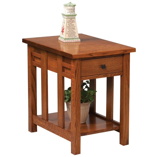 Kascade Open End Table