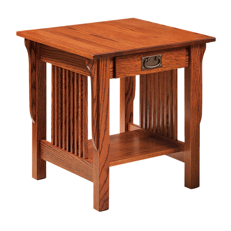 "Lakeland End Table 22""W"