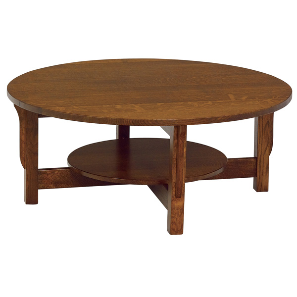 "Lancaster Coffee Table 42"" Round"