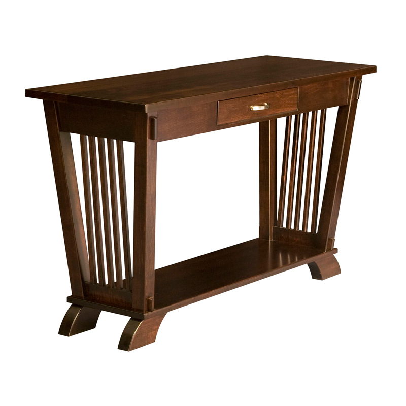 Amish Liberty Sofa Table | Amish Furniture | Shipshewana Furniture Co.