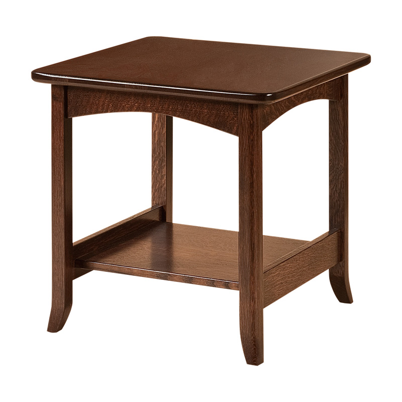 "Lucas End Table 22""W"