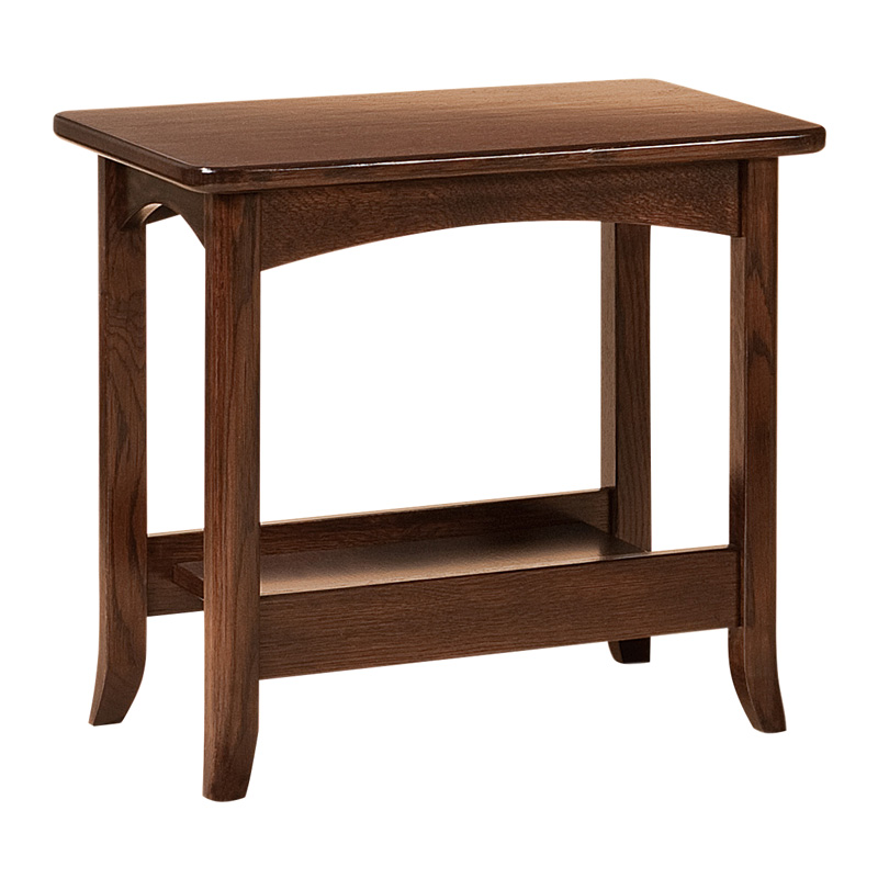 "Lucas End Table 16""W"