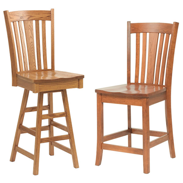 Macy Barstool Amish Bar Chairs Amp Barstools Amish