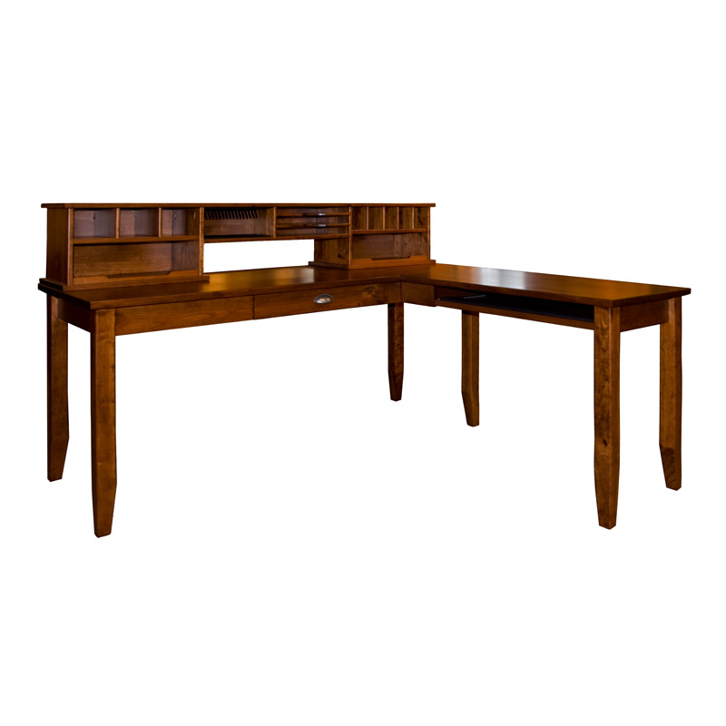 Amish Manchester Desk Set | Amish Furniture | Shipshewana Furniture Co.