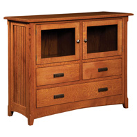Amish Media Centers | Amish Furniture | Shipshewana Furniture Co.