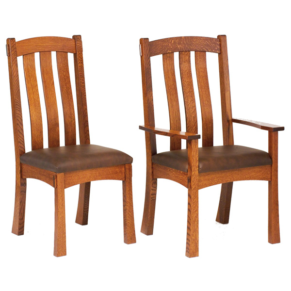 miami dining chairs amish furniture shipshewana furniture co