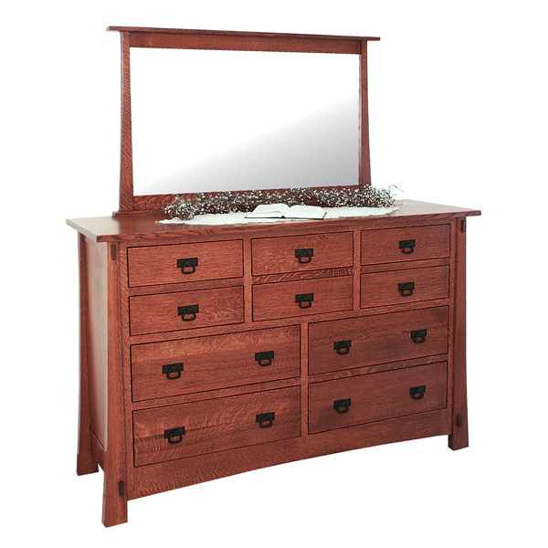 Miami 10 Drawer Dresser